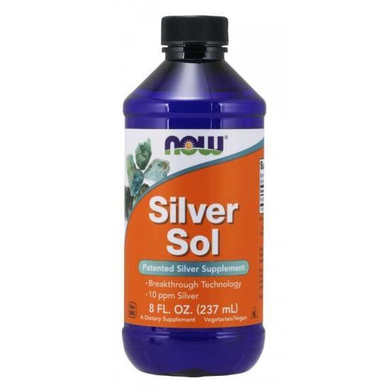 Ezüstkolloid Silver Sol Liquid 237 ml