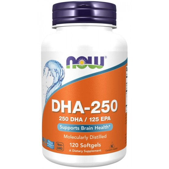 DHA-250, 120 Softgels