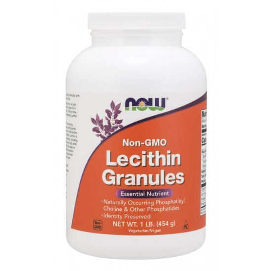 Lecithin Granules ( 454 g )