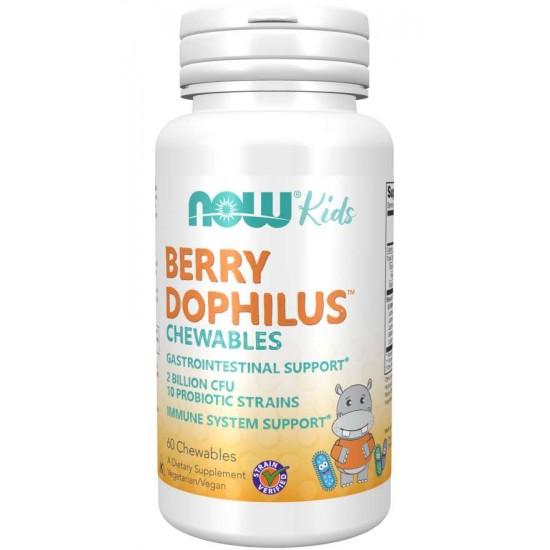 BerryDophilus™ Kids 60 Chewables