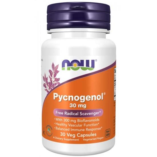 Pycnogenol® 30 mg - 30 Veg Capsules