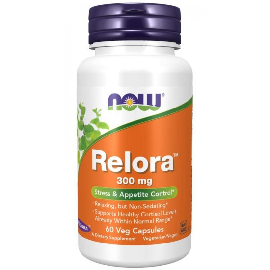 Relora™ 300 mg 60 Veg Capsules