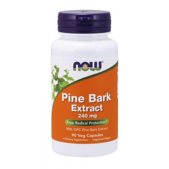 Pine Bark Extract 240 mg 90 Veg Capsules / Fenyőkéreg kivonat