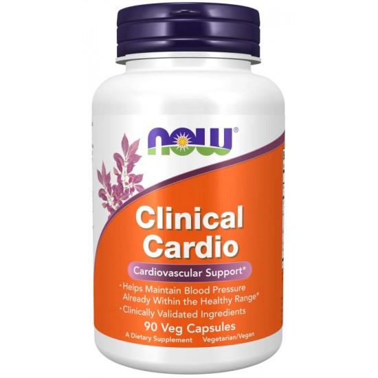 Clinical Cardio 90 Veg Capsules
