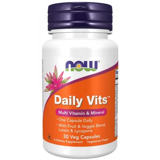 Daily Vits™ 30 Veg Capsules