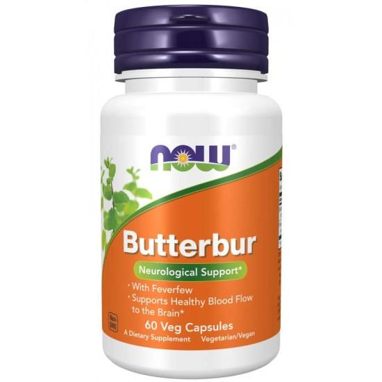Butterbur 60 Veg Capsules
