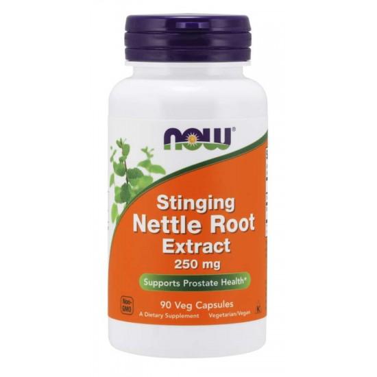 Stinging Nettle Root Extract 250 mg 90 Veg Capsules