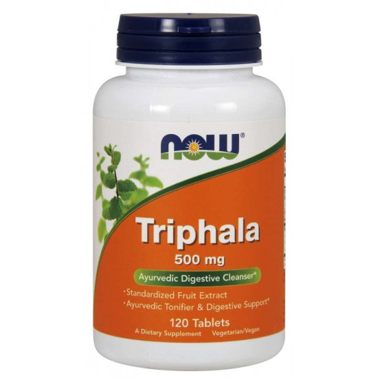Triphala 500 mg 120 Tablets