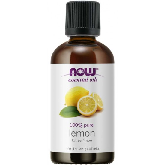 Essential Oils Lemon Oil (118 ml)