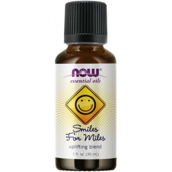 Essential Oils Smiles for Miles Oil Blend 1 oz. (30 ml)
