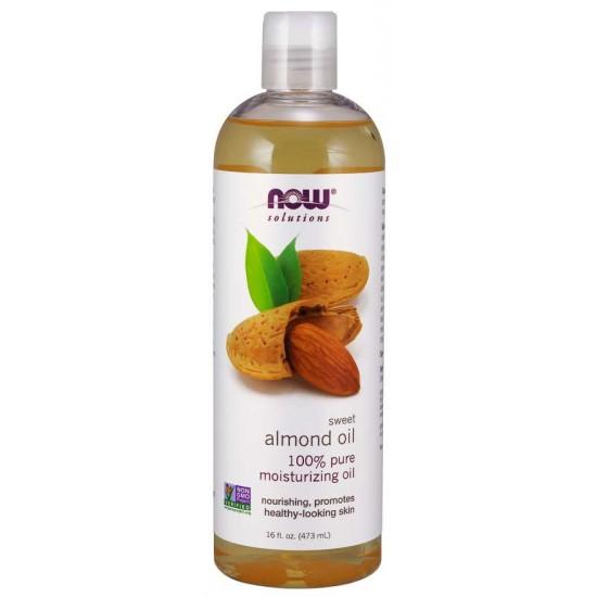 Sweet Almond Oil (473 ml)