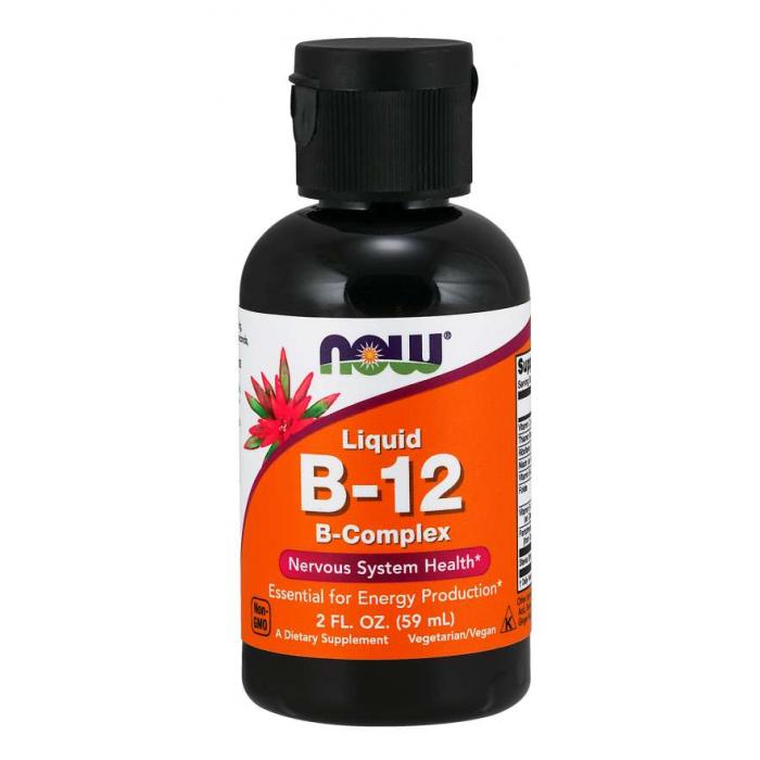 B-12 Complex Liquid - 2 oz. 59 ml