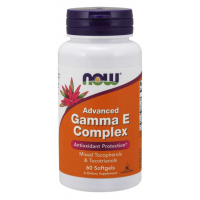 Advanced Gamma E Complex 60 Softgels