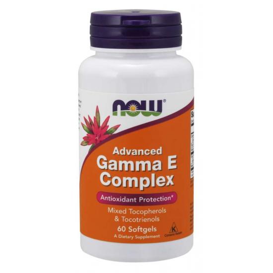 Advanced Gamma E Complex 60 Softgels