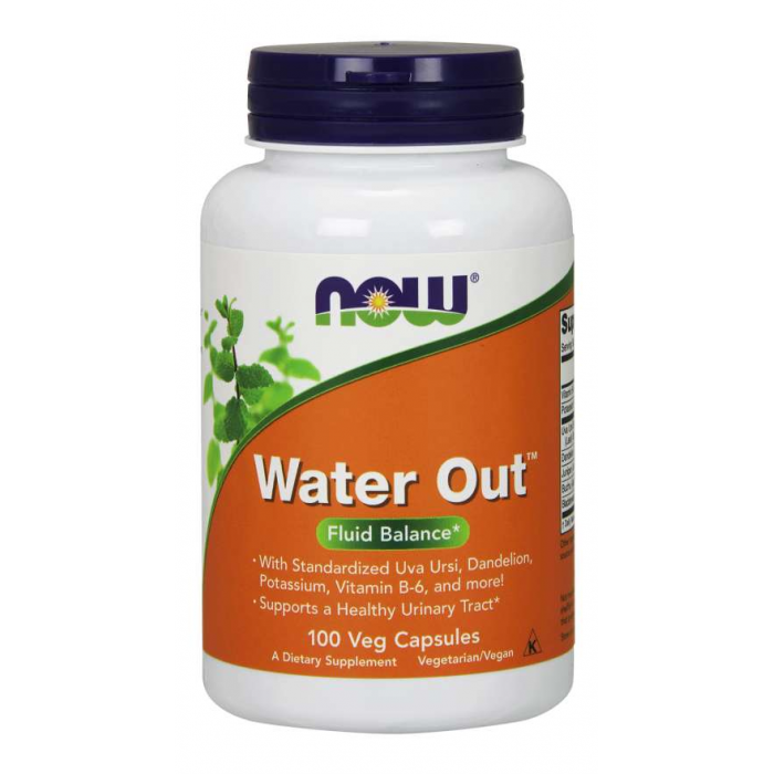 Water Out™ 100 Veg Capsules