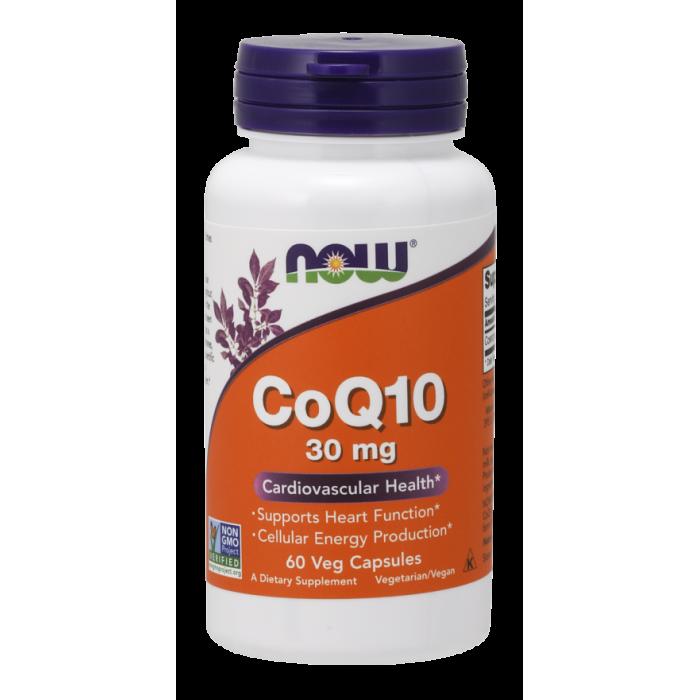 CoQ10 30 mg - 60 Veg Capsules