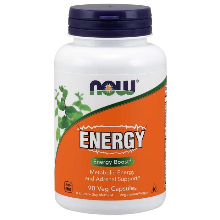 Energy 90 Veg Capsules