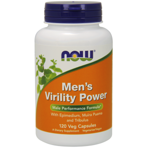 Men's Virility Power 120 Capsules