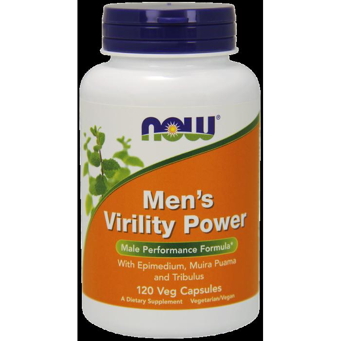 Men's Virility Power 120 Capsules