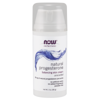 Natural Progesterone Balancing Skin Cream- 3 oz.