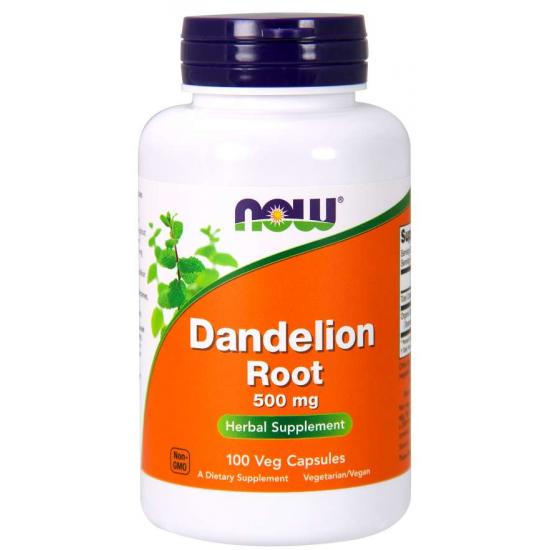 Dandelion Root 500 mg 100 Veg Capsules/ Gyermekláncfű, Pitypang