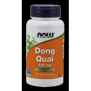 Dong Quai 520 mg - 100 Capsules