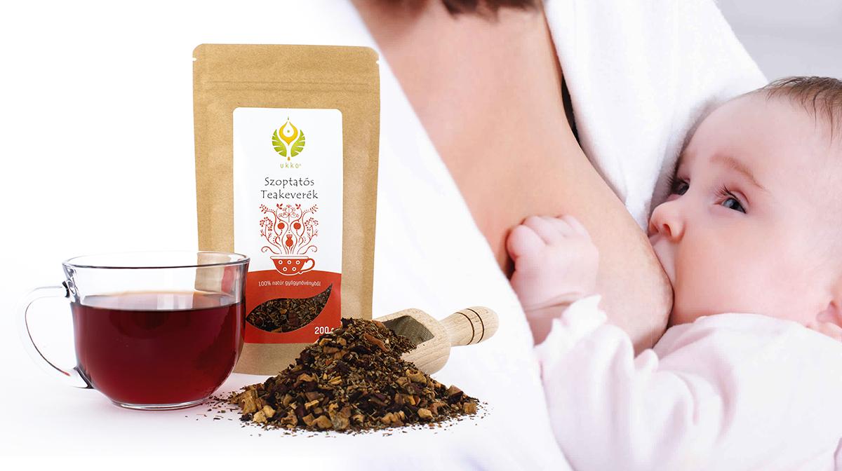 szoptató tea fogyáshoz)