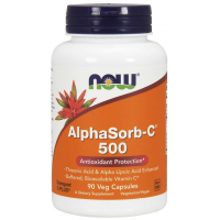 AlphaSorb-C® 500 mg 90 Veg Capsules