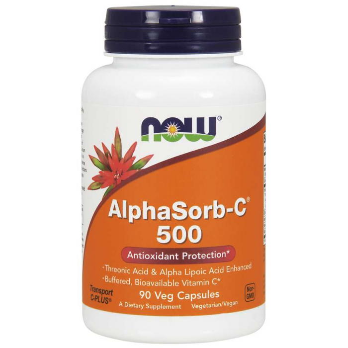 AlphaSorb-C® 500 mg 90 Veg Capsules