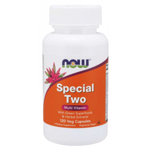 Special Two Multi - 120 Veg Capsules