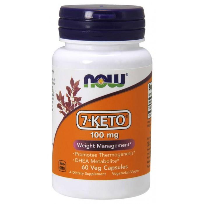 7-KETO 100 mg - 60 VCaps®