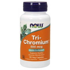 Tri-Chromium™ 500 mcg with Cinnamon 90Veg Capsules