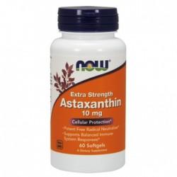 Astaxanthin: Az egyik legerősebb antioxidáns