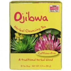 A tisztító, immunrendszer serkentő Ojibwa tea